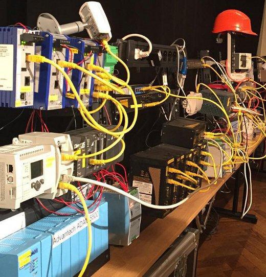 4SICS ICS lab