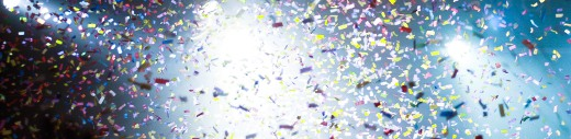 Confetti in Toronto by Winnie Surya