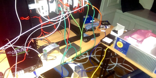 4SICS Network TAP and Sniffers