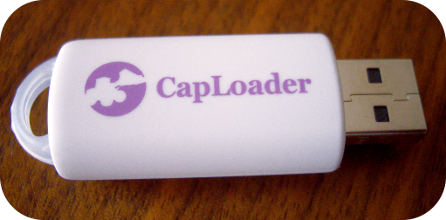 CapLoader USB flash drive