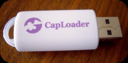 CapLoader USB flash drive