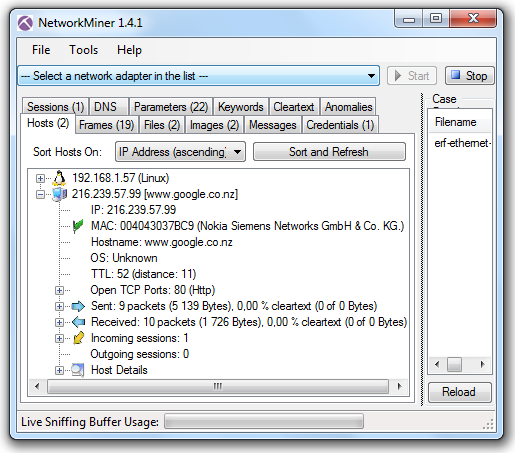 Convert Endace ERF capture files to PCAP - NETRESEC Blog