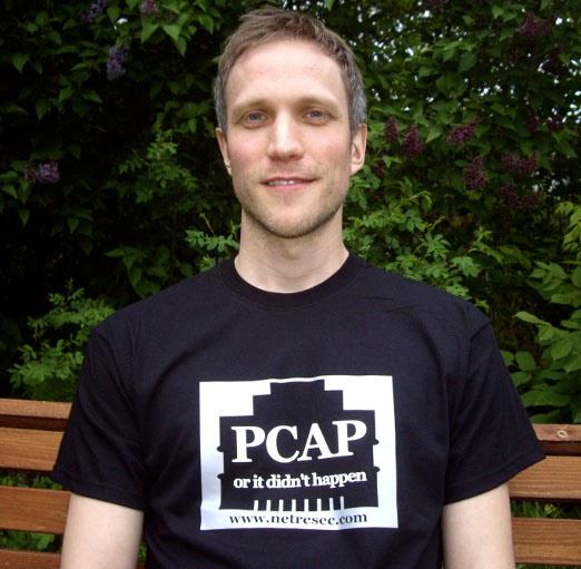 PCAP or it didn't happen T-shirt