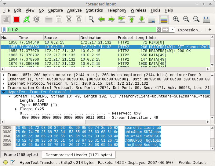 PolarProxy - A transparent TLS proxy created primarily for